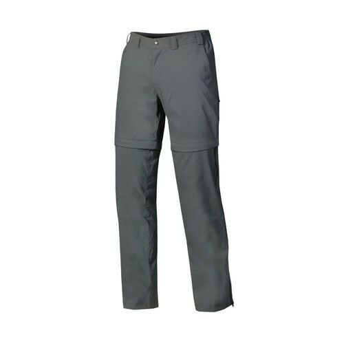 Direct Alpine Beam Zip-Off Pant Men, Outdoor Trousers for Anthracite, Size XL