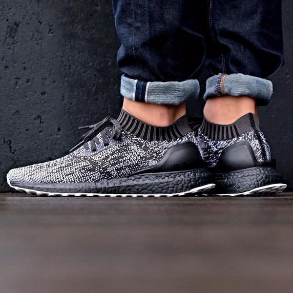 2019 的 Men's Adidas Ultra Boost Running Shoes Grey S74505