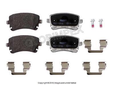 Rear Brake Pad Set For Audi VW A4 Quattro A6 A8 RS4 RS6 S4 S6 S8 Phaeton WP27M8