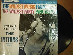 "33 RPM Vinyl Leith Stevens&Orchestra ""Wildest Music from Wildest""Stereo 041015SM"