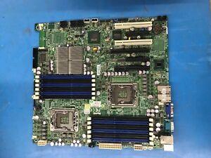 Supermicro-X8DTI-F-Motherboard-W-I-O-Shield-amp-Heatsinks-Xeon-5600-5500-DDR3