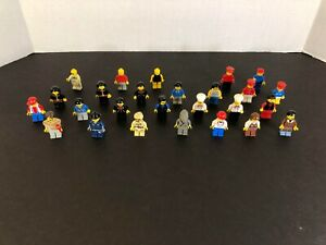 Authentic LEGO Lot of Atlantis minifigures VINTAGE