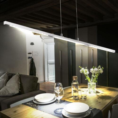 Luxus LED Hänge Leuchte Wohnzimmer Pendel Decken Dielen Lampe Tast DIMMBAR EEK A