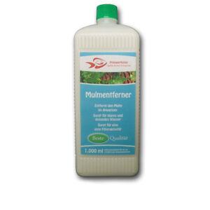 Fluessiger-Mulmentferner-1L-beseitigt-Mulm-im-Aquarium-Pflege-Aquariumreiniger