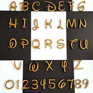 Disney Buchstaben