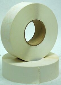 Details about ULINE! 2 ROLLS OF 2750 Labels! 2x2