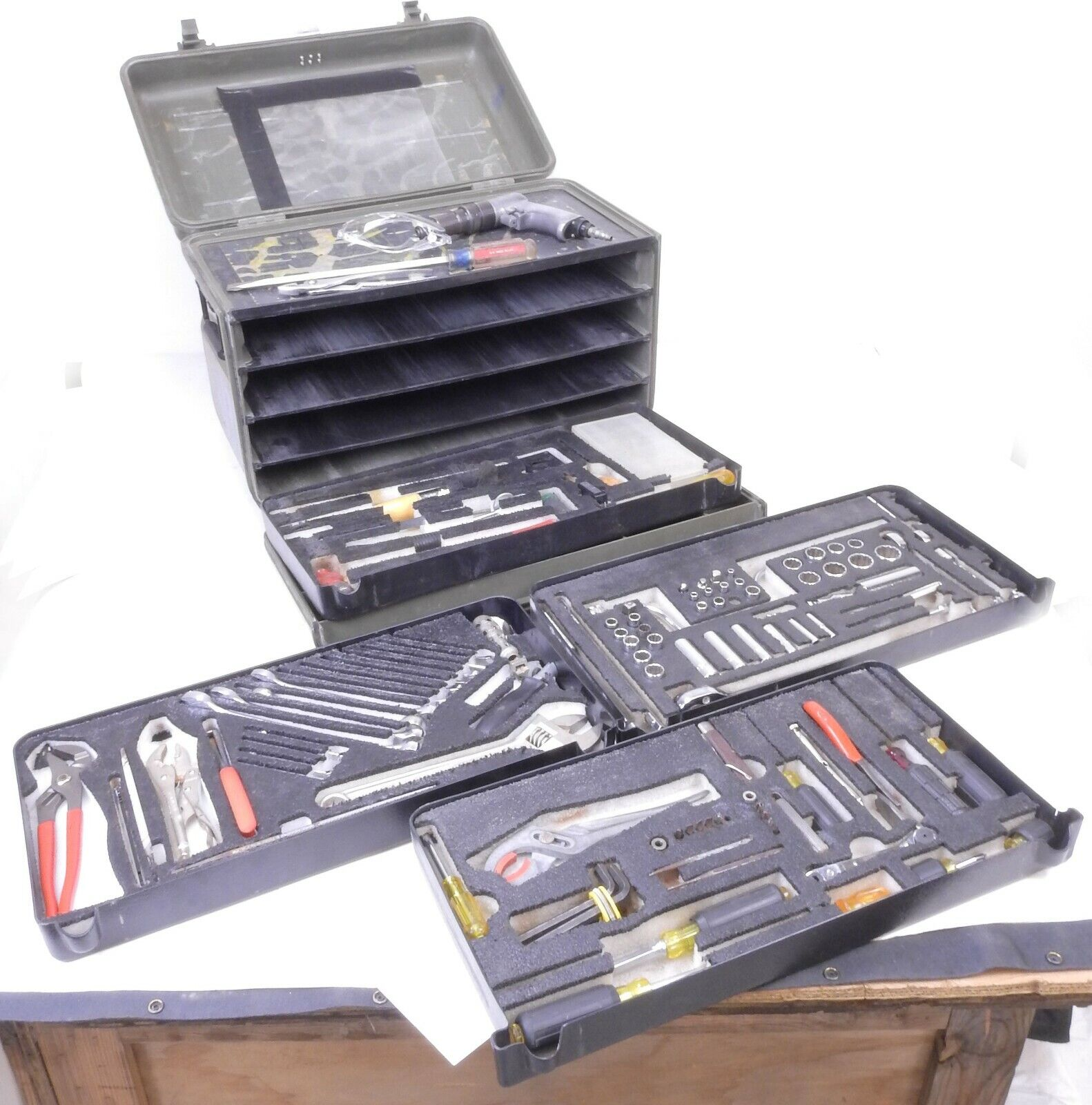 General Mechanics Tool Kit