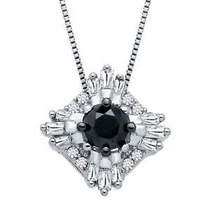 3-8-ct-Black-amp-White-Diamond-Pendant-in-10K-White-Gold