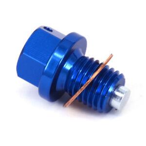 Magnetic-Oil-Drain-Plug-Bolt-For-Yamaha-YZ125-250F-YZ450F-YZ250FX-WR450F-WR250F
