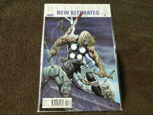 Details about  /2010 MARVEL Comics ULTIMATE New Ultimates #1-5 Complete Series AVENGERS VF//NM