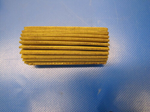 0417-28 Continental Oil Screen Element P//N 538727-2 NOS