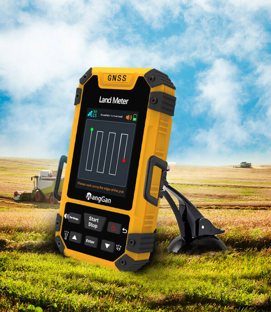GPS Land Surveying Machine GNSS receiver Dual Satellite Positioning Slope System