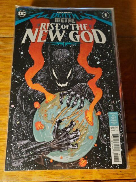 Dark Nights Death Metal Rise of the New God #1 (2020) NM DC Comics 1st Print