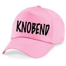 KNOBEND Printed Baseball Cap Hat Funny Joke Drink Beer STAG NIGHT fancy dress