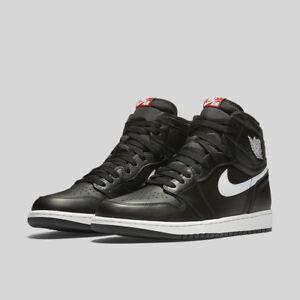 f77048baa0 Details about Nike Air Jordan 1 Retro High OG Black White Yin Yang Size 9.  555088-011