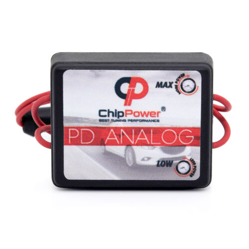 Chiptuning VW PASSAT B6 2.0 TDI PD 136 140 170 PS Power Chip Box Tuning PDa