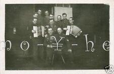Original-Photo WK 2 SOLDATEN MIT MUSIK 28.03.1943 Werndorf 9x6 cm