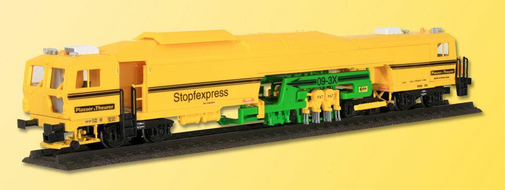 Kibri  16050  Posabinari Stopfexpress 09-3X PLASSER & THEURER HO 1 87
