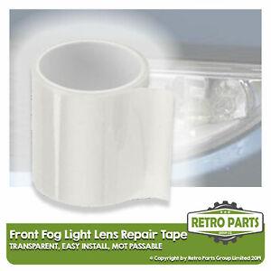 Front Fog Light Lens Repair Tape for Mercedes. Clear Lamp Seal MOT Fix