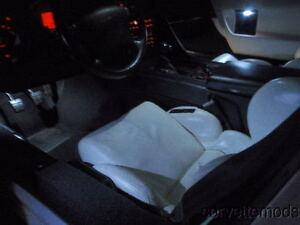 Corvette C4 1984 1996 Led Interiorexterior Light Conversion Kit Ebay