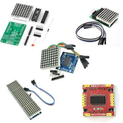 MAX7219 Dot LED Matrix MCU Steuerung LED Display Modul für Himbeere-PAL