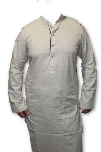 F07  Pakistani Indian Men Fine Design Kurta Shalwar