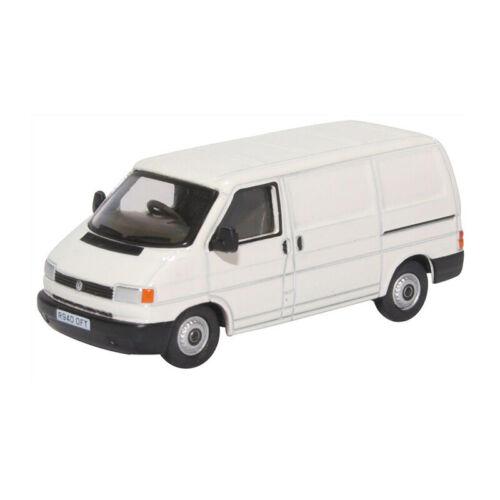 NEU ° Oxford 76T4002 VW T4 Transporter Kasten weiss Maßstab 1:76 230249