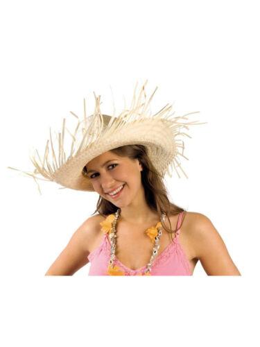 Faschingshut in paglia cappello Caribbean Carnevale Carnevale