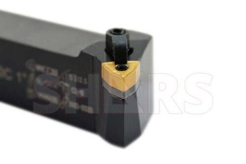 """SHARS 1//2/"""" LH MWLN Tri-Lock Tool Holder Left Hand NEW P"""