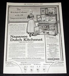 Image Is Loading 1914 OLD MAGAZINE PRINT AD THE NAPANEE DUTCH