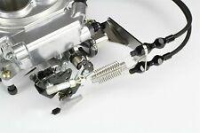 Lokar XTCB-40ED Black Billet Aluminum Bracket//Spacer for Edelbrock Pro-Flo Fuel Injection