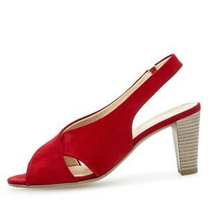 Tamaris Sandalette blau Schuhe Sommer Schlupfschuhe