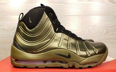 Nike Air Bakin' Posite Olive Green