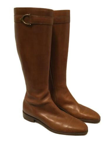 Ralph Lauren Collection Equestrian Boots, 8B