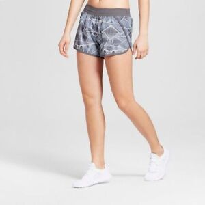 c9-women-039-s-Fashion-Run-Shorts-Military-Blue-Print-gray