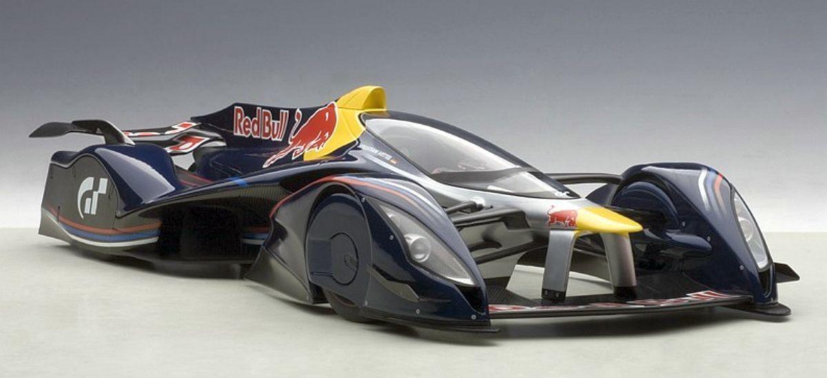 Autoart 1/18: 18118 Gran Turismo Toro Rosso X2014 Sebastian Vettel