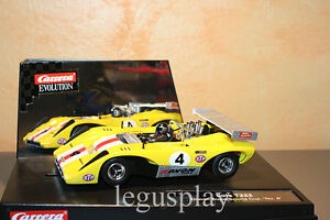 Slot-car-SCX-Scalextric-Carrera-27351-Evolution-Lola-T222-Orwell-SuperSports-Cup