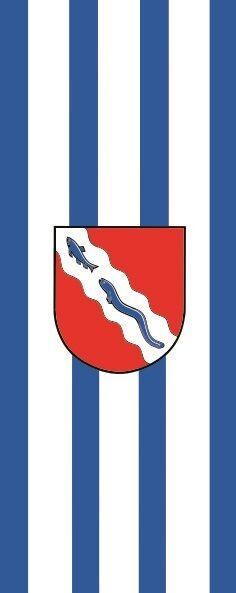 Fahne Flagge Fockbeck im Hochformat verschiedene Größen