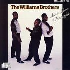 Ain't Love Wonderful by The Williams Brothers (CD, Sep-1989, Malaco)