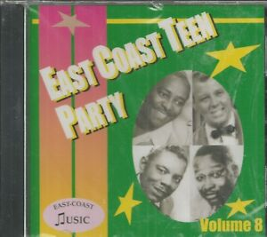 EAST-COAST-TEEN-PARTY-CD-Volume-8-BRAND-NEW