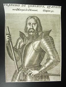 Francois-de-Gonzague-Marquis-of-Mantua-Republic-Venice-Andre-Thevet-16th-1584