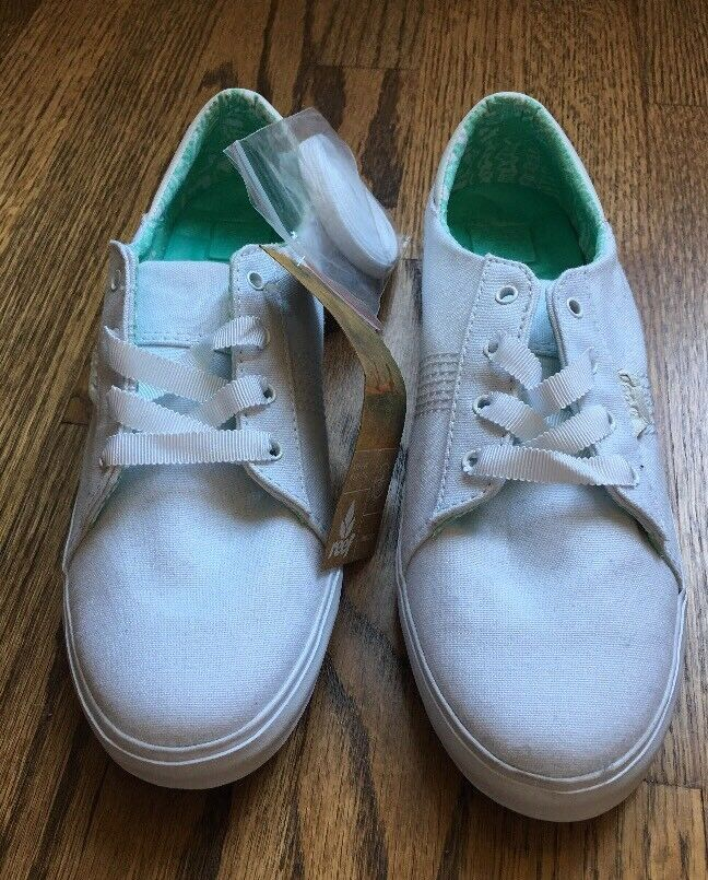 Reef Ridge Sneakers US 8/UK 6/EUR 38.5 NWT  blanc  SOLD OUT  ARCH SUPPORT