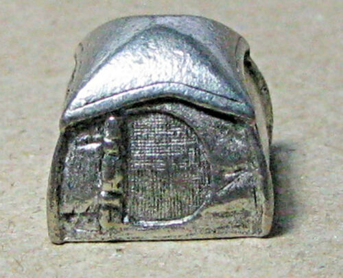 tent National Parks camping Hasbro Monopoly token pewter charm mini replacement