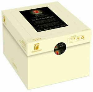 200 Caffè Hausbrandt ® espresso nero per macchine Guzzini 200 capsule
