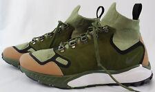Nike Air Zoom Talaria Mid Flyknit Mens Sz 9.5 Premium Palm Green 875784-300 #152