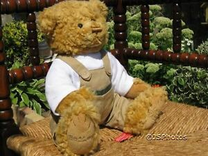 Metro-Soft-Toys-Thirsk-UK-Bailey-Bear-Limited-Edition-11-inch