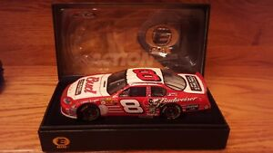 DALE-EARNHARDT-JR-8-MLB-ALL-STAR-GAME-2003-CHEVY-MONTE-CARLO-RCCA-Elite-1-24