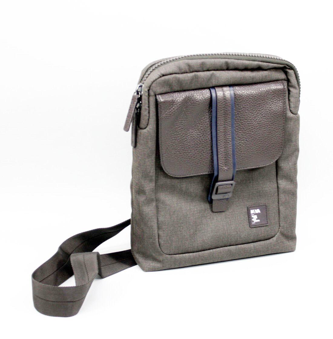 NAVA Design Courier iPad Mini Shoulder Bag Umhängetasche Dunkelbraun CB022 (98) | Verschiedene  | Vogue  | Reichlich Und Pünktliche Lieferung