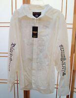 3xl Arsenal Forty Three Men's Long Sleeve Shirt-100% Cotton