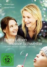 Beim Leben meiner Schwester - Cameron Diaz - Alec Baldwin - DVD - OVP - NEU